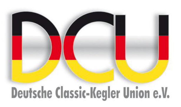 offizielles Logo der Deutschen Classic-Kegler Union e.V. - Deutscher Kegelsport