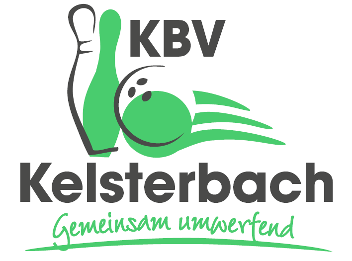 Logo des Kegel- und Bowling Vereins Kelsterbach - Gemeinsam umwerfend